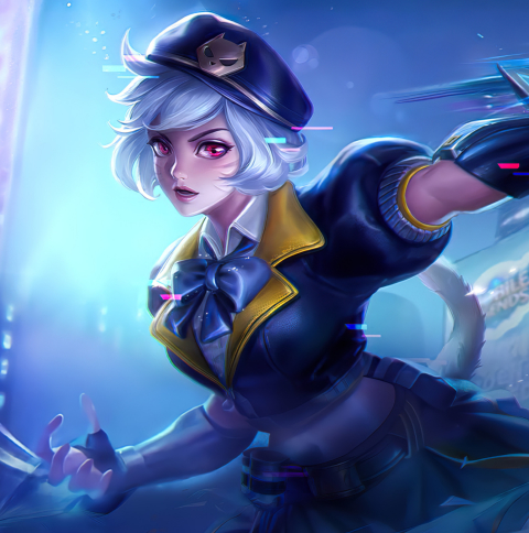 480x484 Wanwan Mobile Legends Game Android One Wallpaper ...