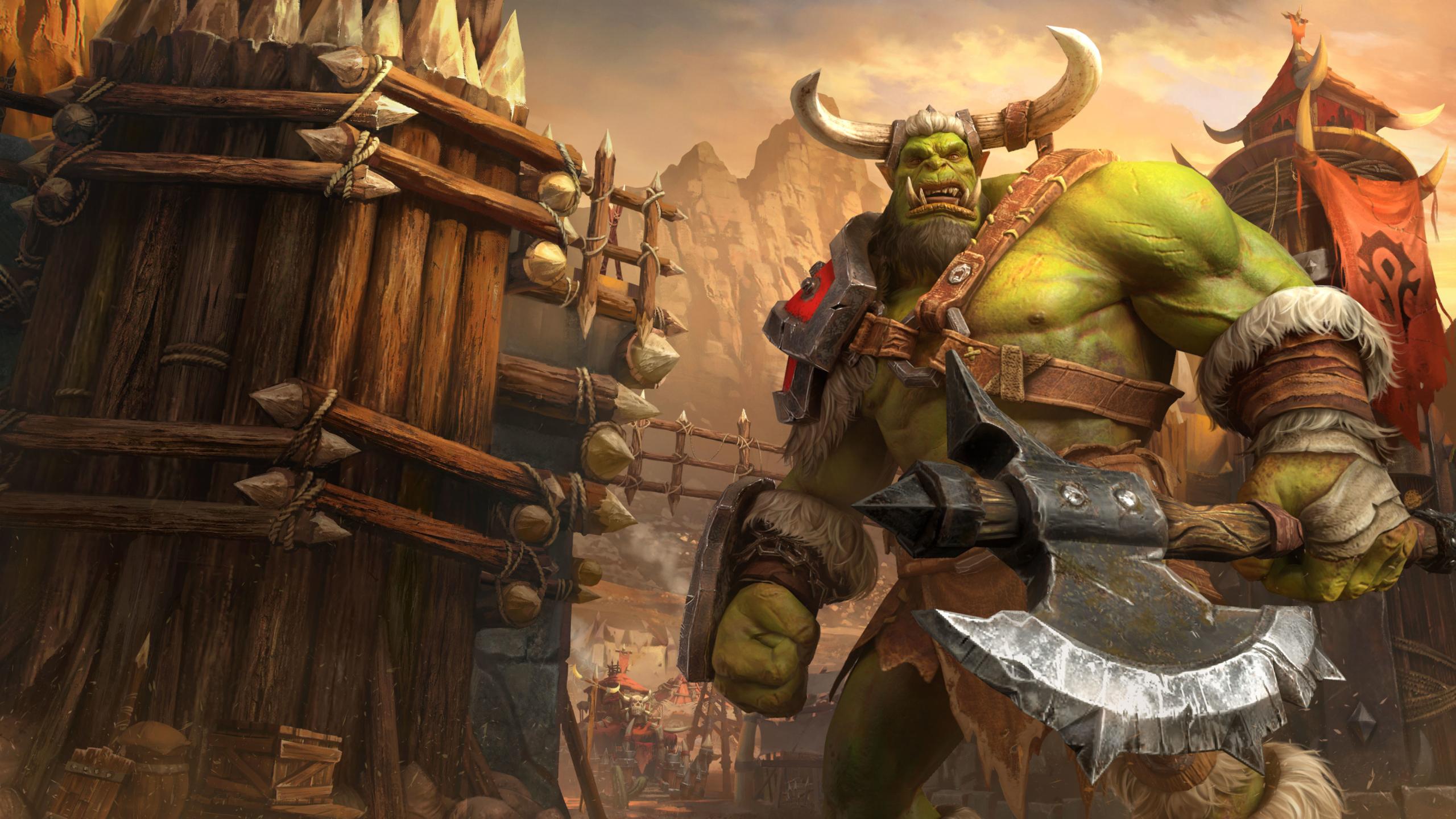 2560x1440 Warcraft 3 4k 1440p Resolution Wallpaper Hd Games 4k