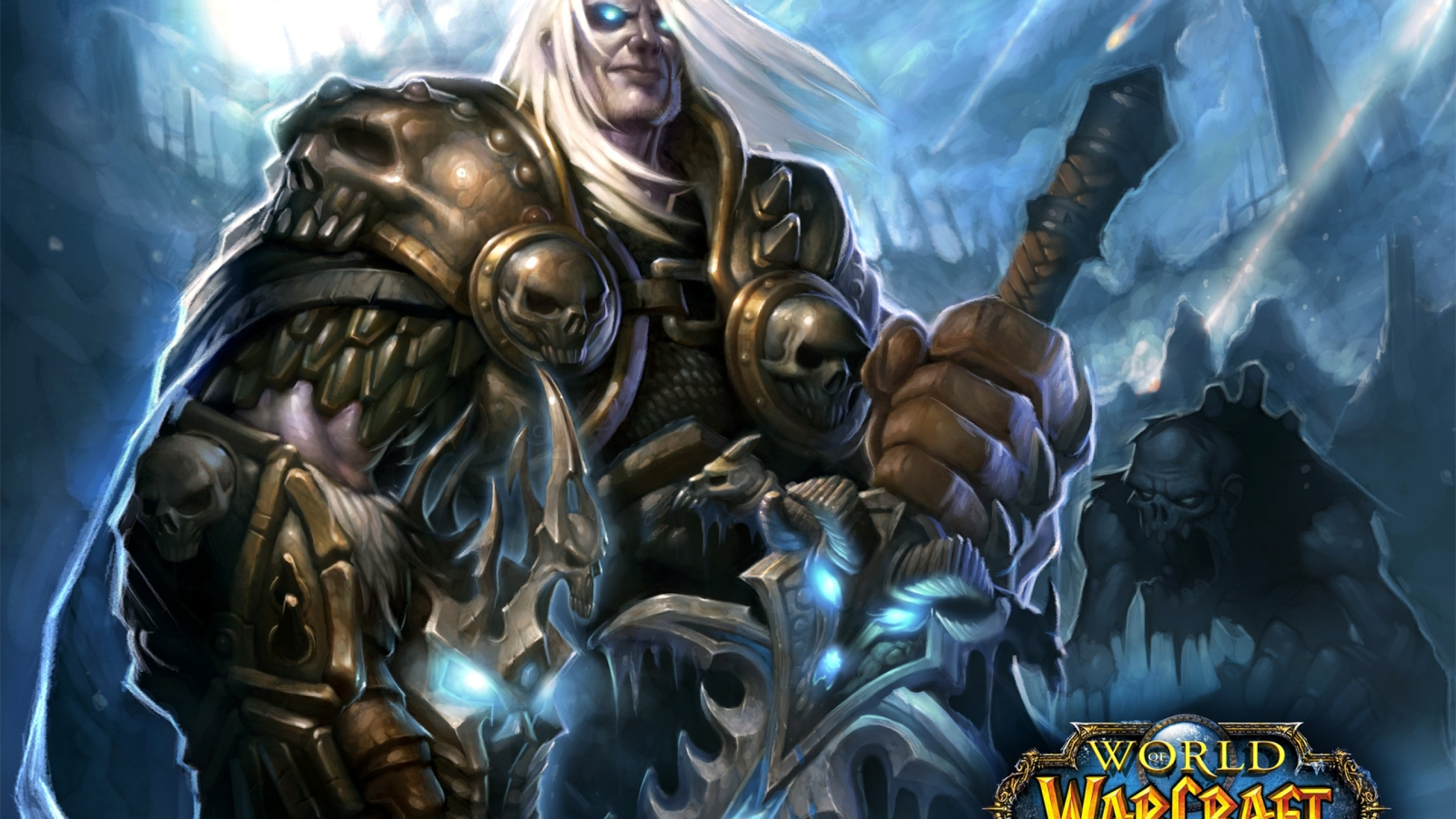 2560x1440 Warcraft Arthas Wow 1440p Resolution Wallpaper Hd