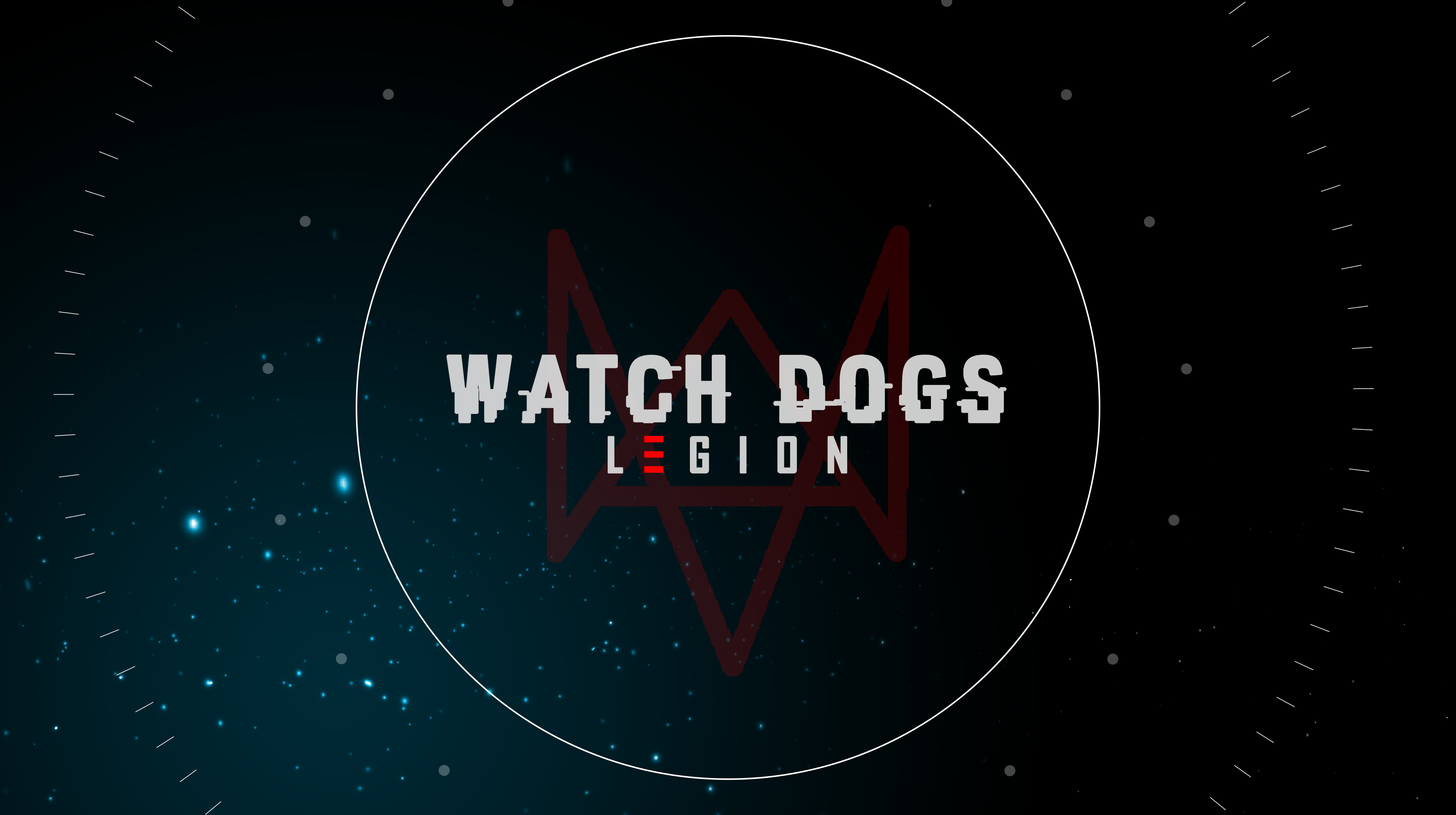 Watch Dogs Legion Logo Wallpaper Hd Games 4k Wallpapers Images Photos And Background