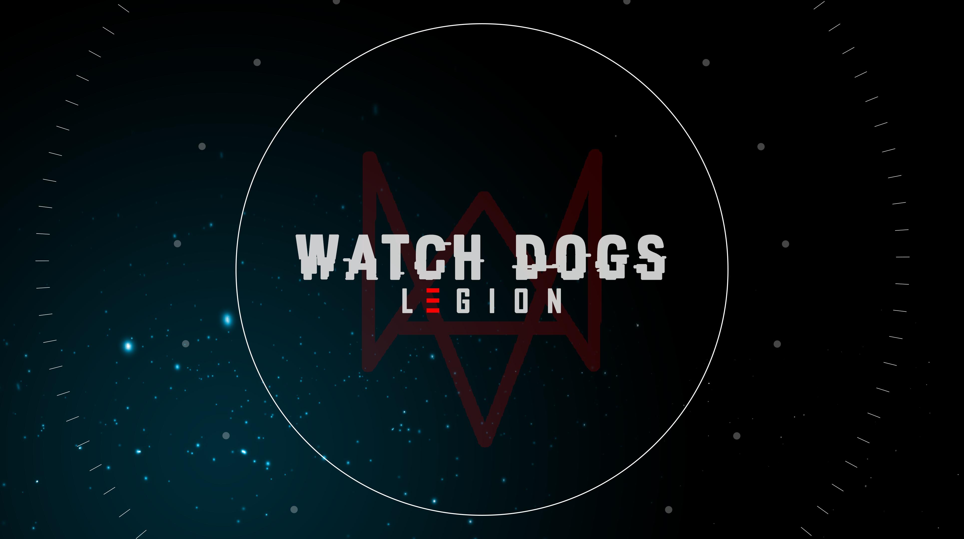 Watch Dogs Legion Logo Wallpaper Hd Games 4k Wallpapers