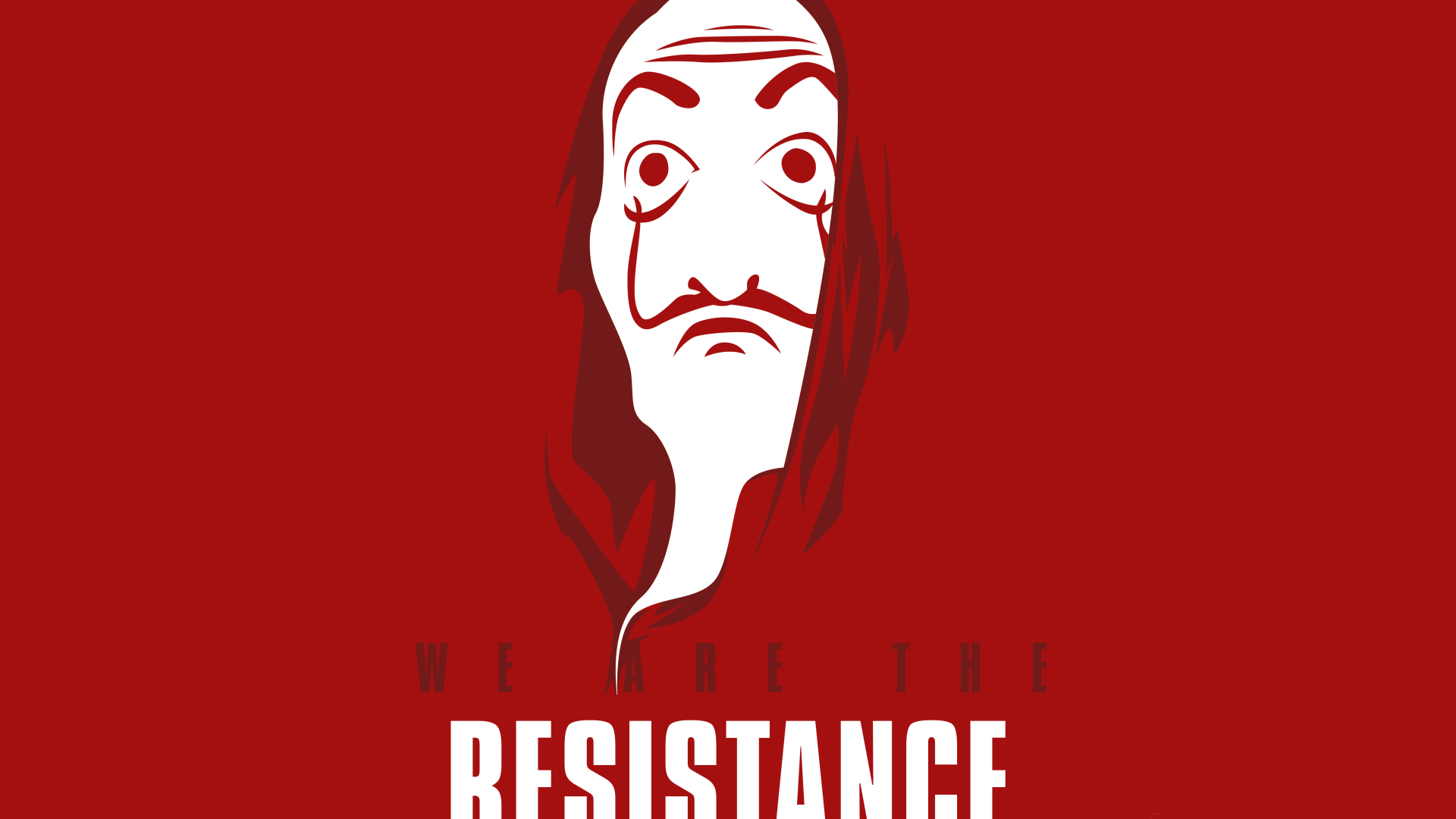1920x1080 We Are The Resistance 1080p Laptop Full Hd Wallpaper Hd