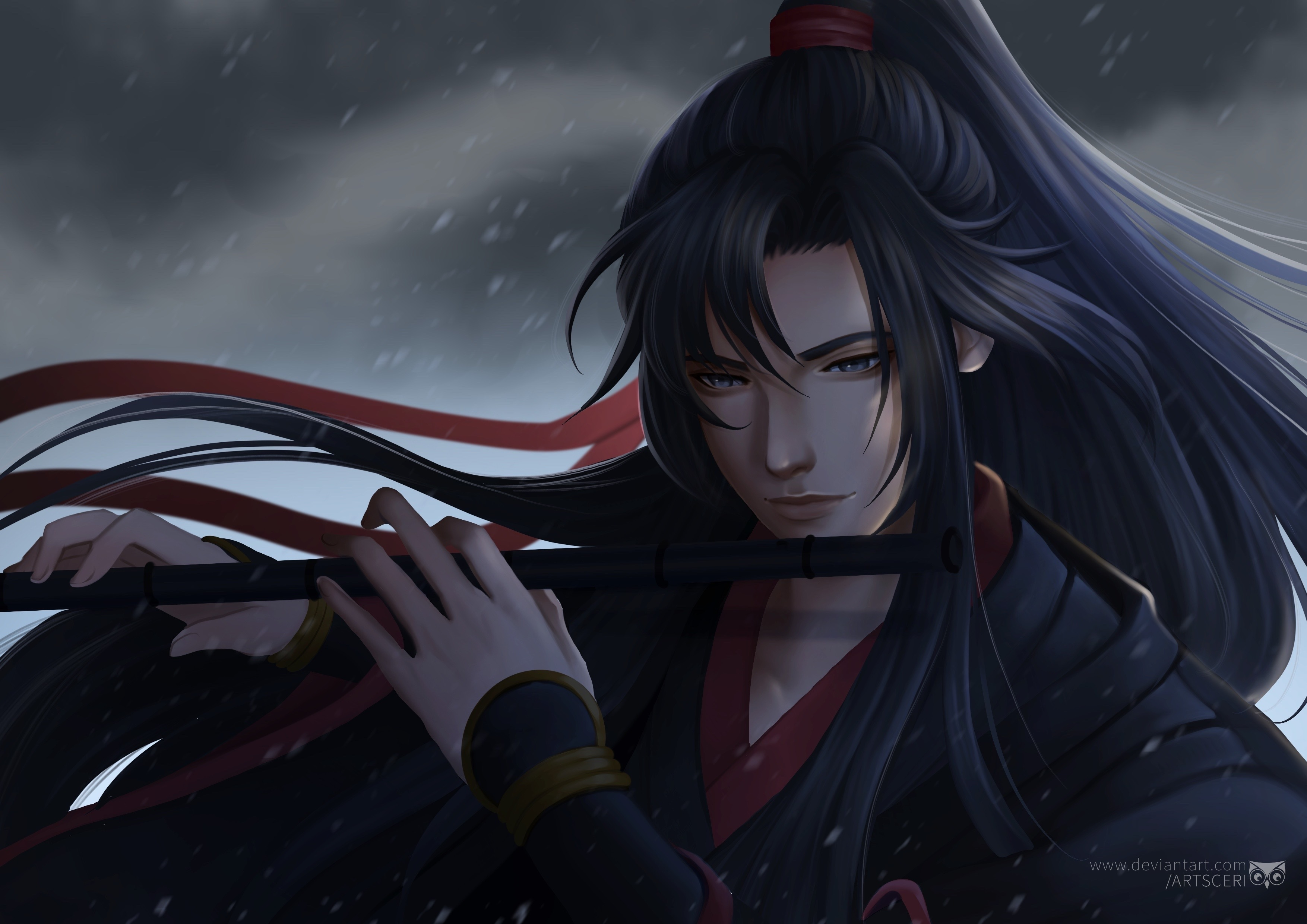 Wei Wuxian Anime Wallpaper Hd Anime 4k Wallpapers Images