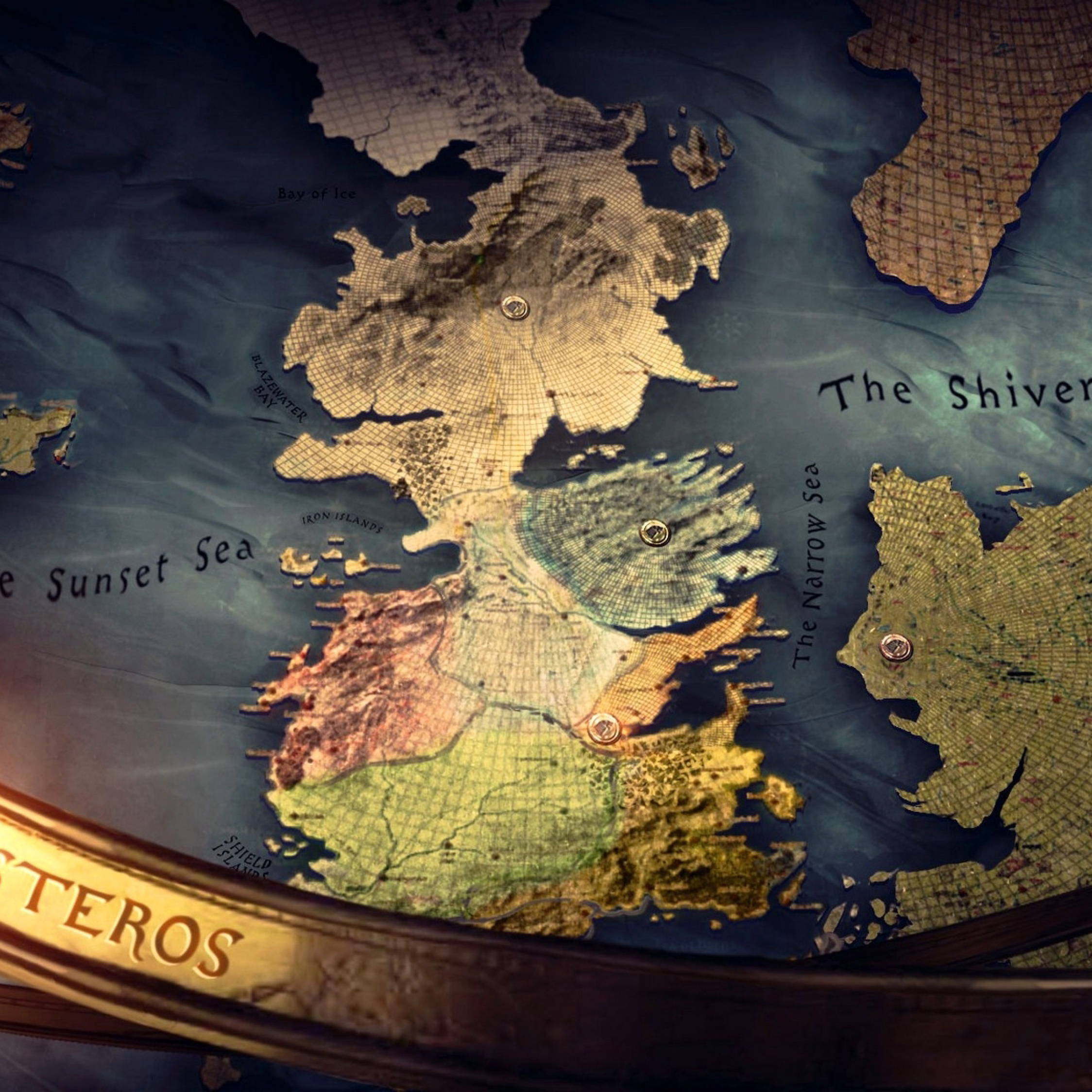 Game Of Thrones Throne Wallpaper: Westeros Map Game Of Thrones Tv Show Photoshoot, Full HD
