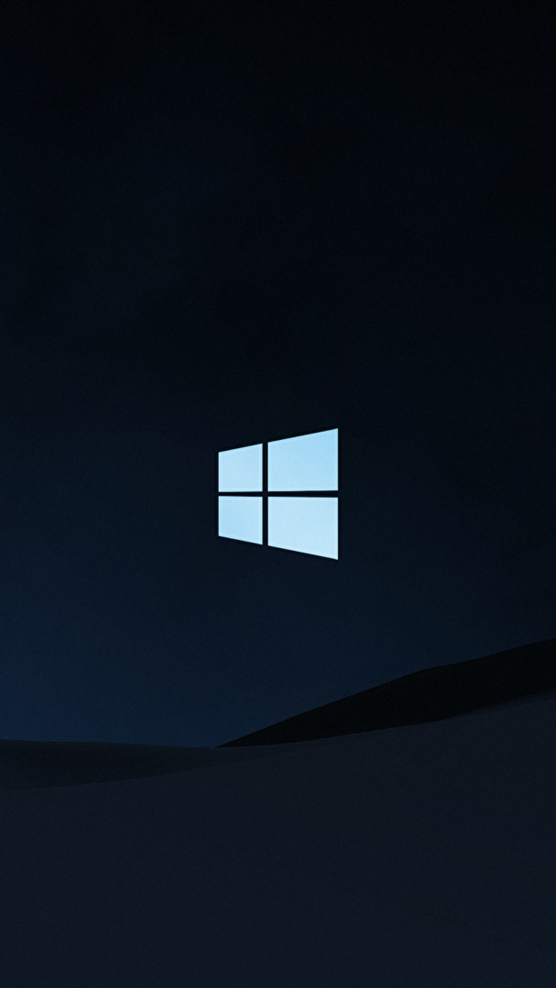 1080x1920 Windows 10 Clean Dark Iphone 7 6s 6 Plus And Pixel Xl One Plus 3 3t 5 Background Hd Brands 4k Wallpapers Images Photos And Background