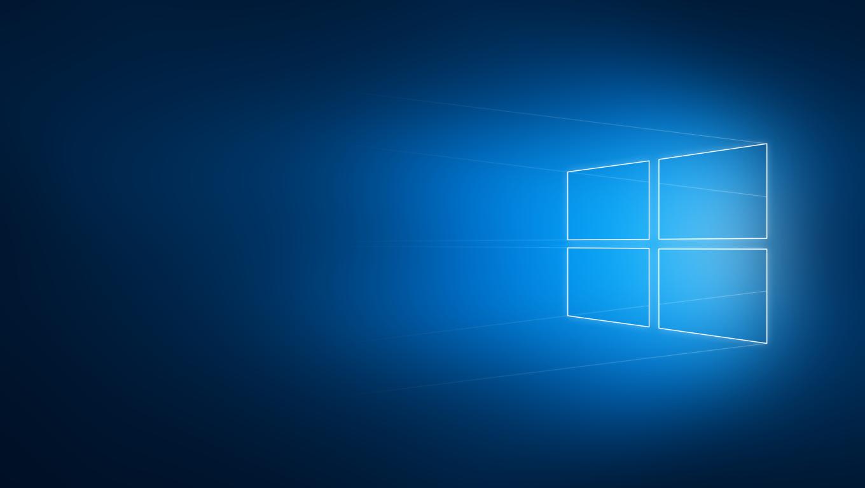 1360x768 Windows 10 Hero Logo Desktop Laptop Hd Wallpaper Hd