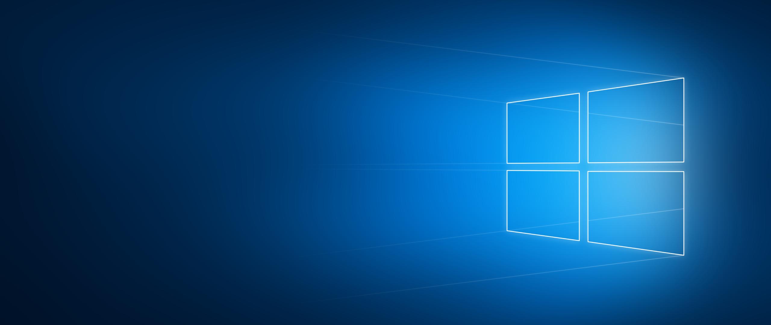 2560x1080 Windows 10 Hero Logo 2560x1080 Resolution ...
