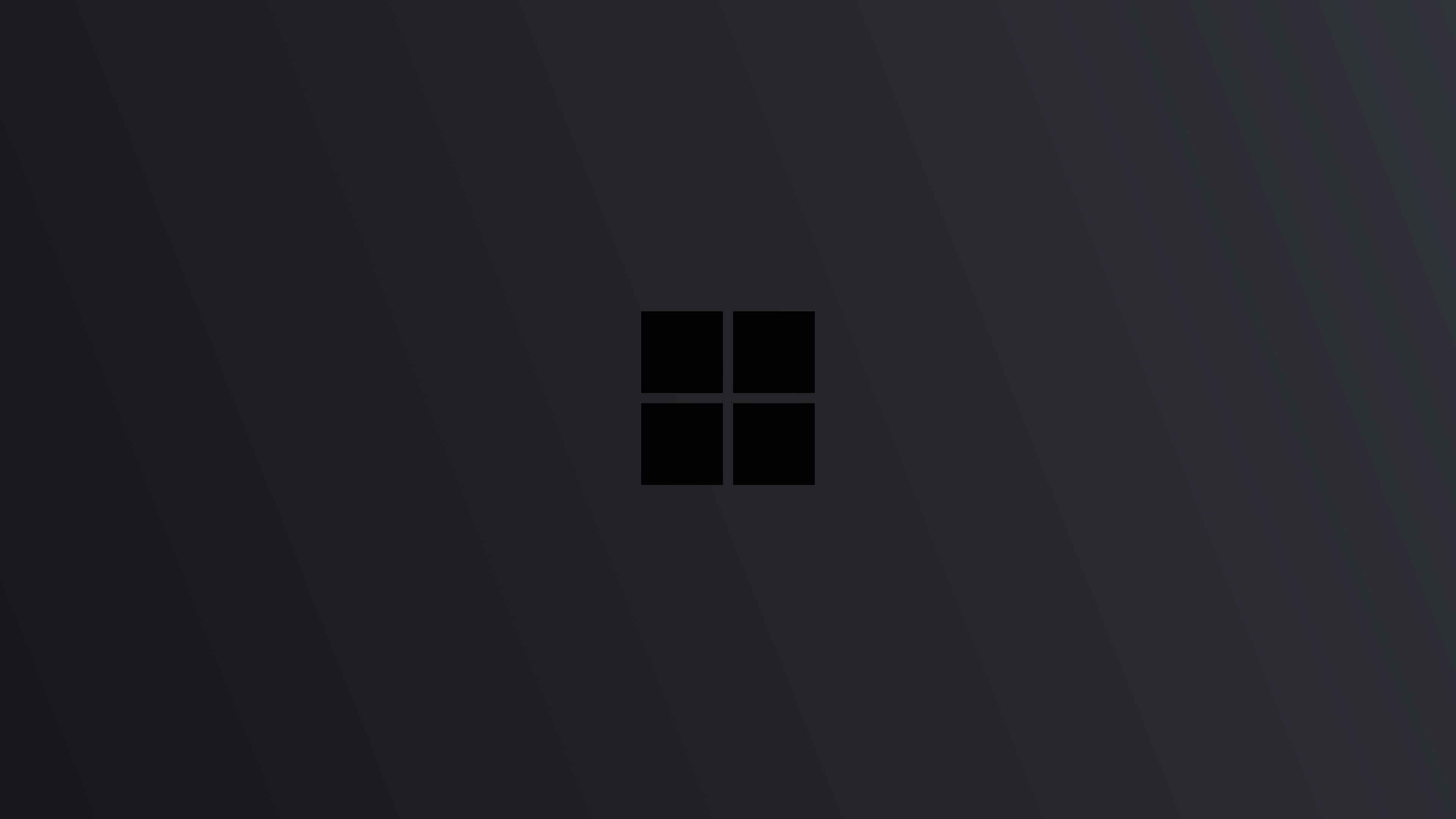 1280x1024 Windows 10 Logo Minimal Dark 1280x1024 Resolution