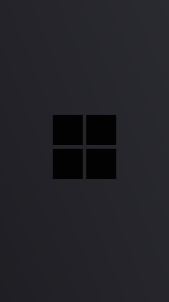 540x960 Windows 10 Logo Minimal Dark 540x960 Resolution Wallpaper Hd Minimalist 4k Wallpapers Images Photos And Background