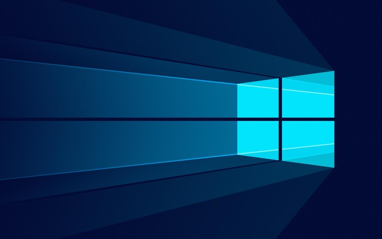 1280x800 Windows 10 Minimal 1280x800 Resolution Wallpaper ...