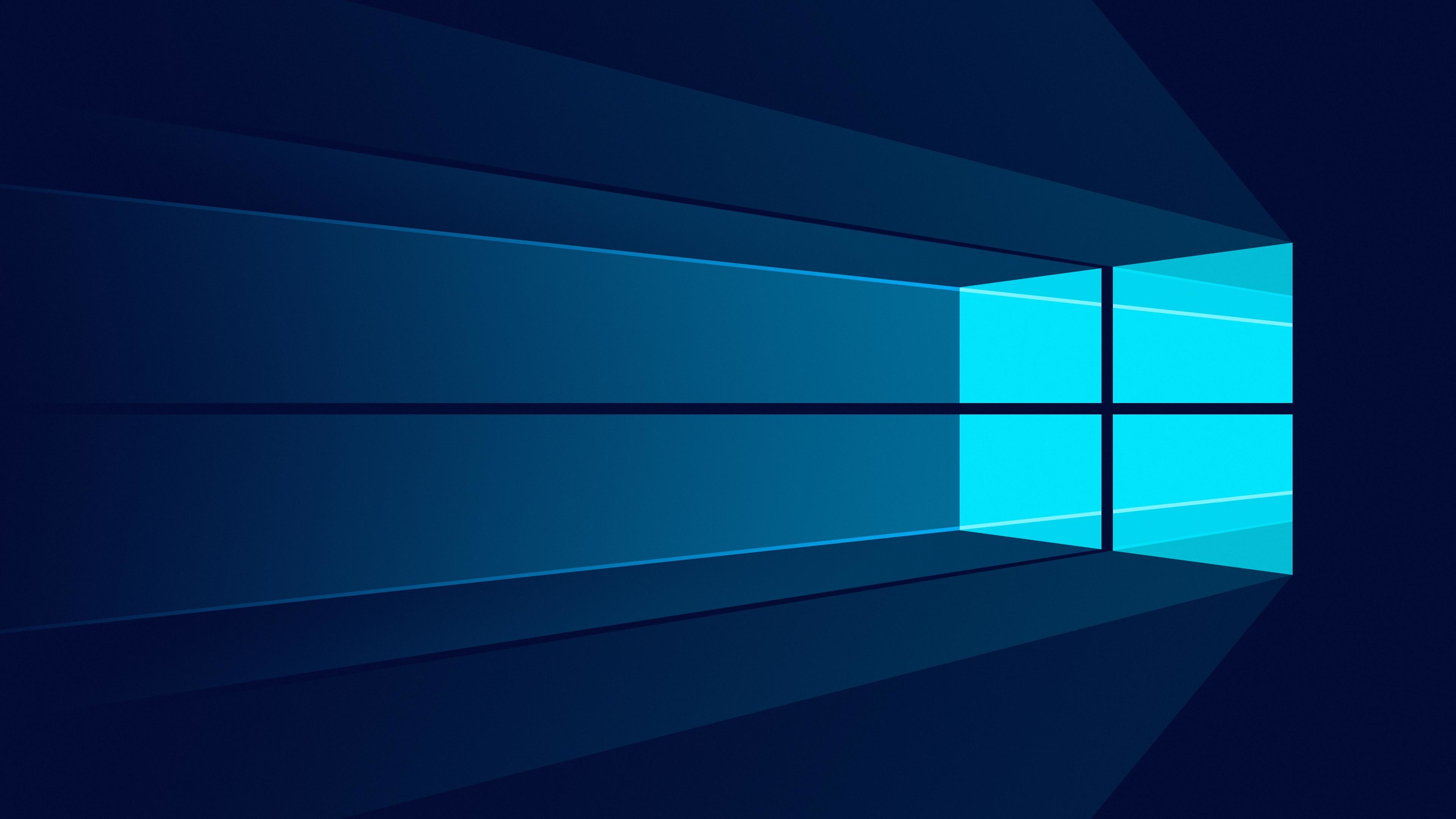 windows 10 minimal hd 4k wallpaper