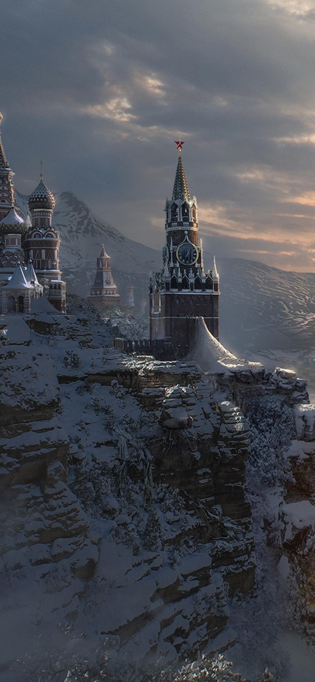 1242x2688 Winter In Russia Iphone Xs Max Wallpaper Hd City