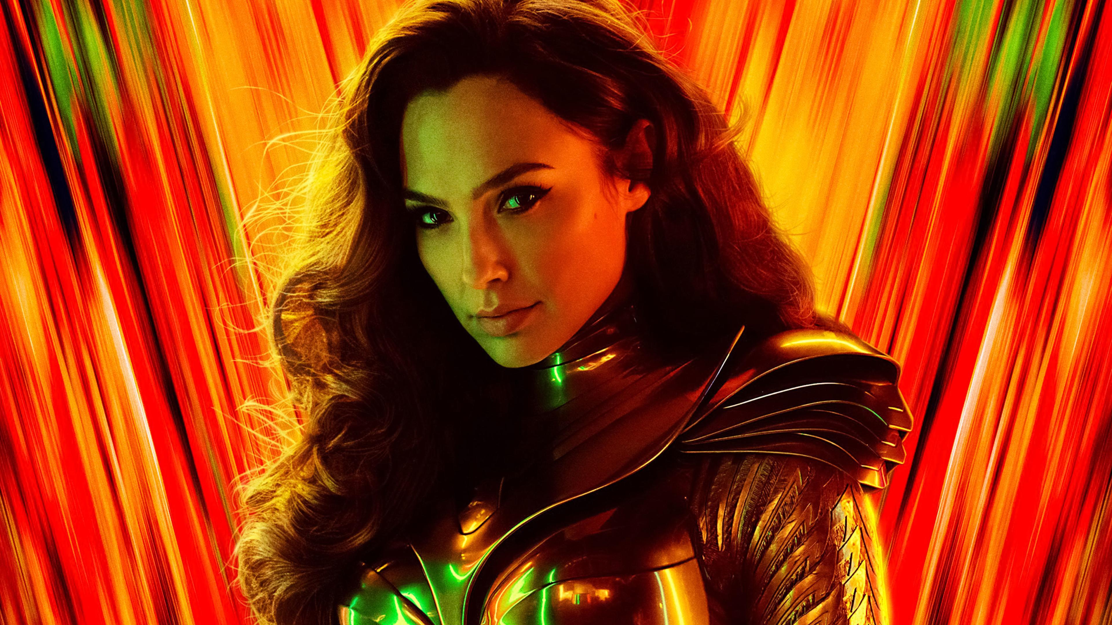 Wonder Woman 2 Wallpaper in 3840x2160 Resolution