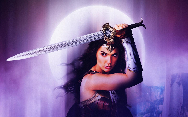 Wonder Woman Movie Uhd 4k Wallpaper: Wonder Woman Justice League Fan Art, HD 4K Wallpaper