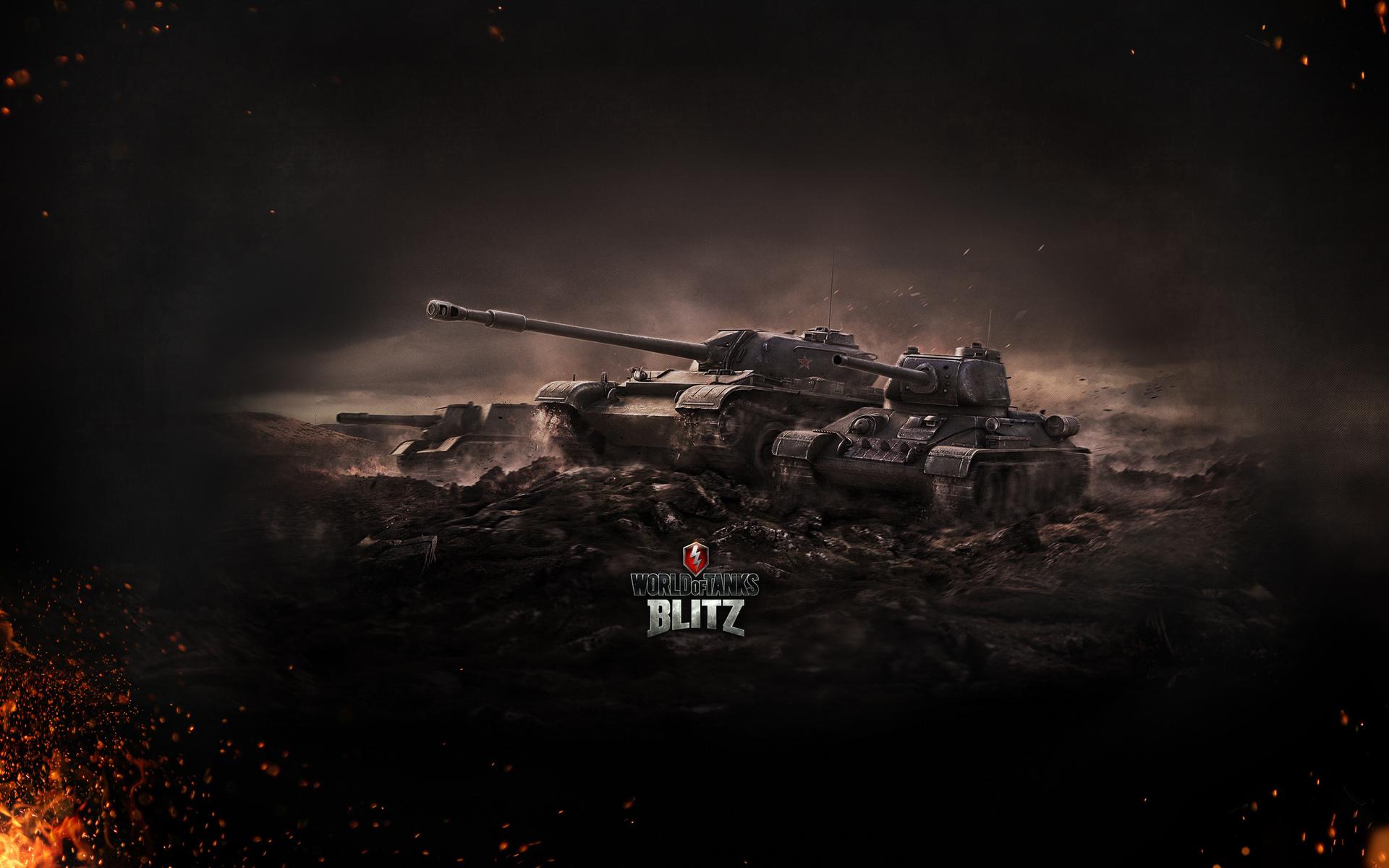 World Of Tanks Blitz Su 152 Full HD Wallpaper