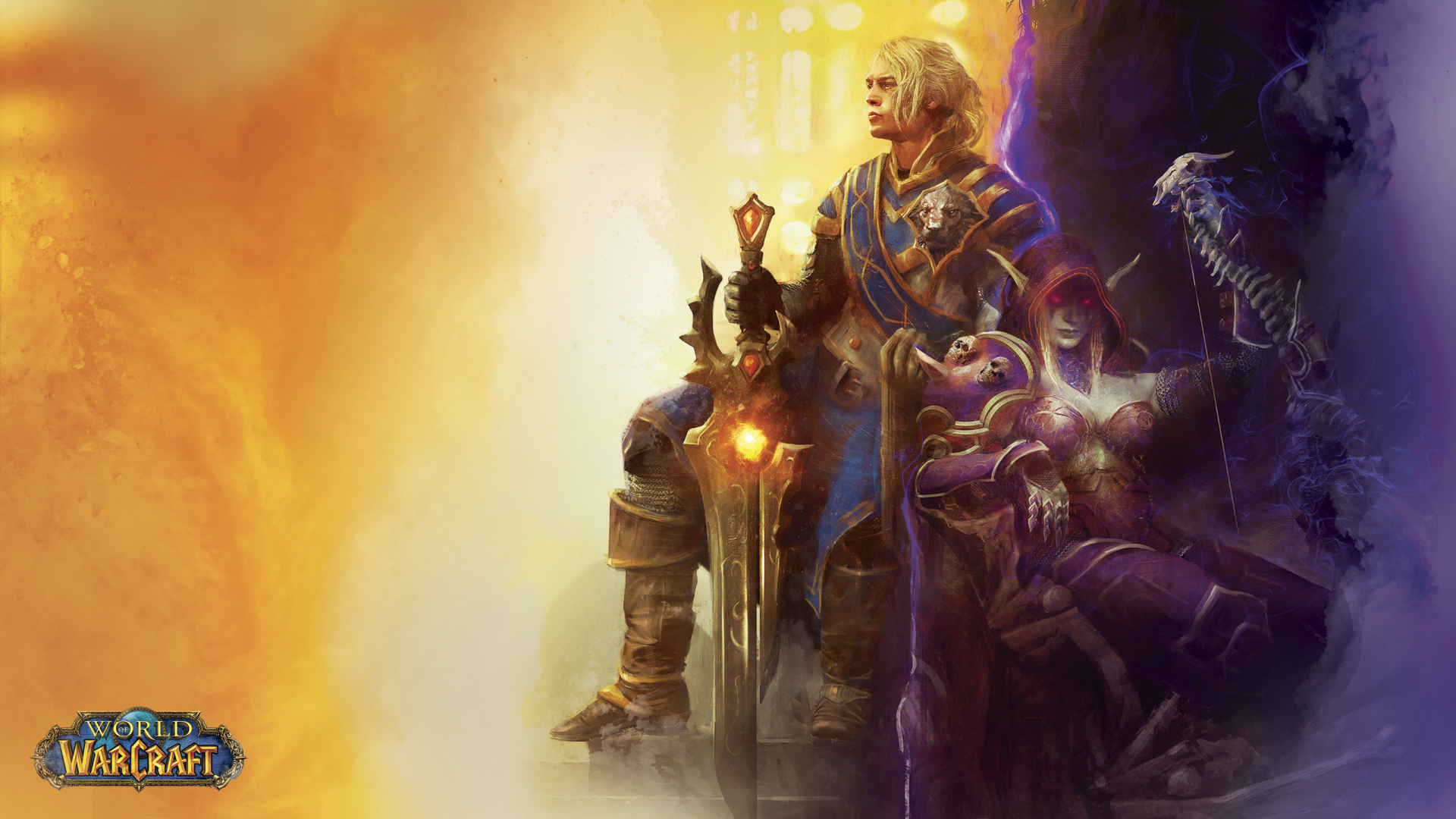 1920x1080 World Of Warcraft Battle For Azeroth Game 1080p