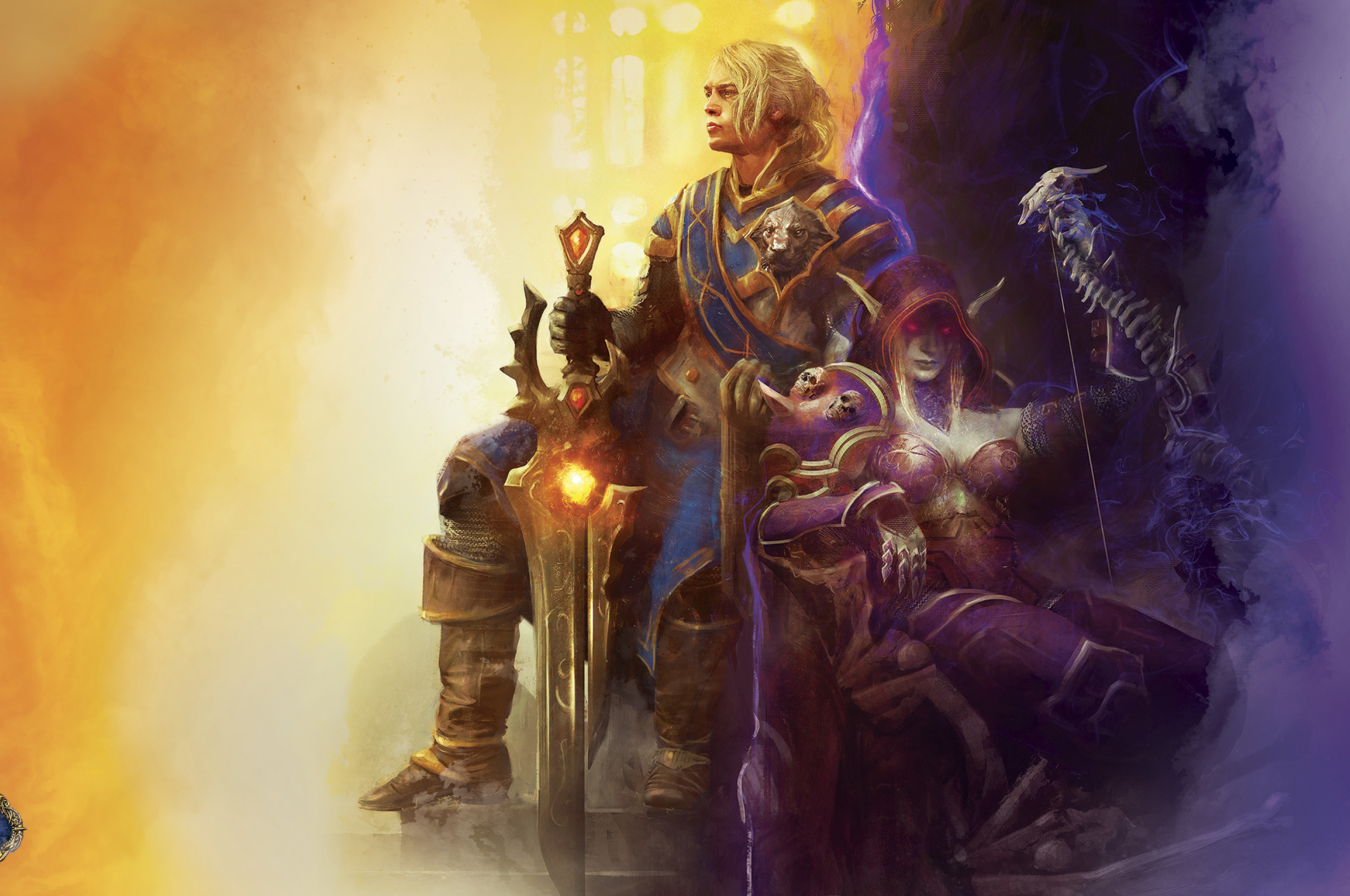 2560x1700 World Of Warcraft Battle For Azeroth Game