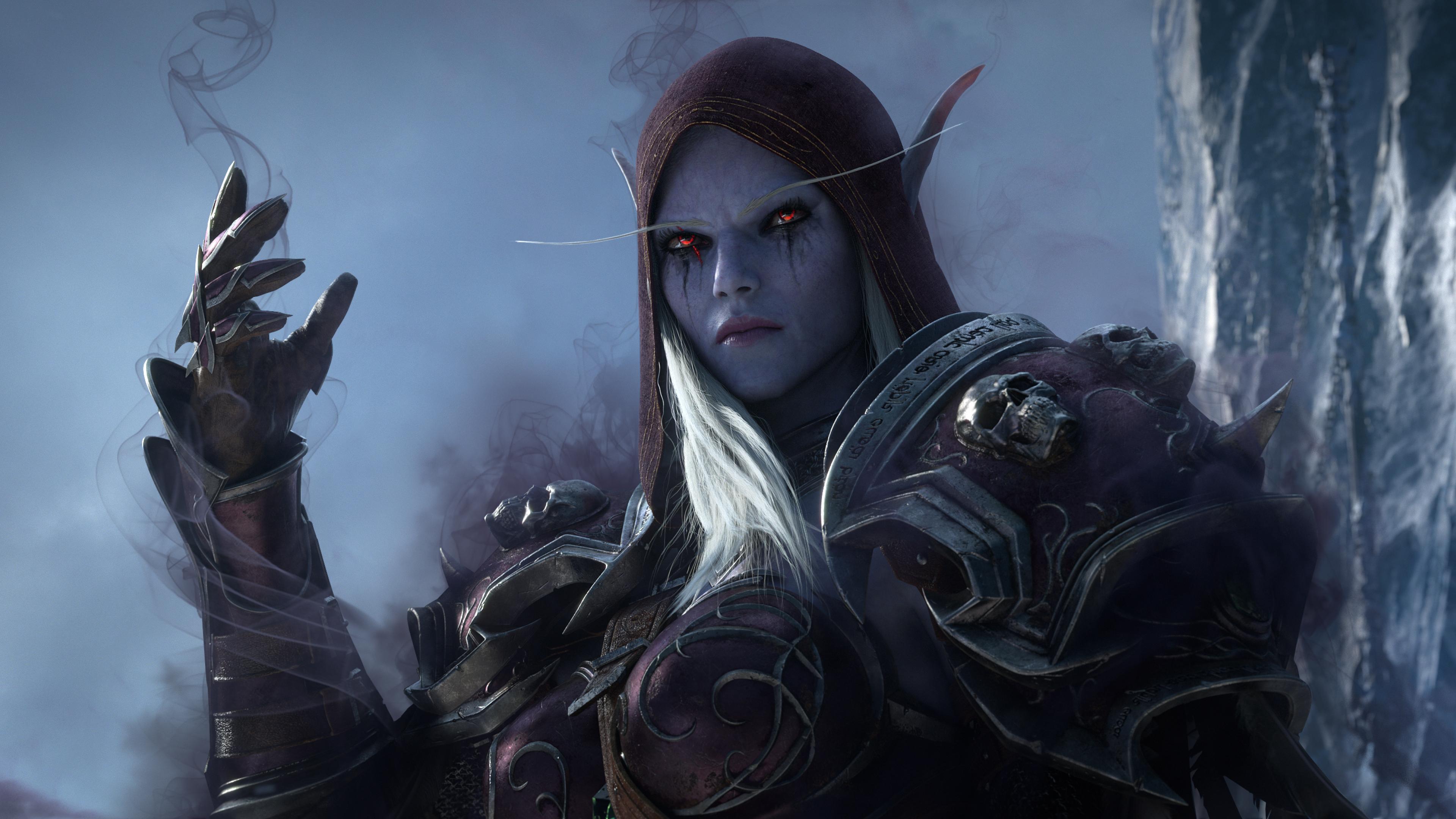 warcraft cosplay world of Sexy