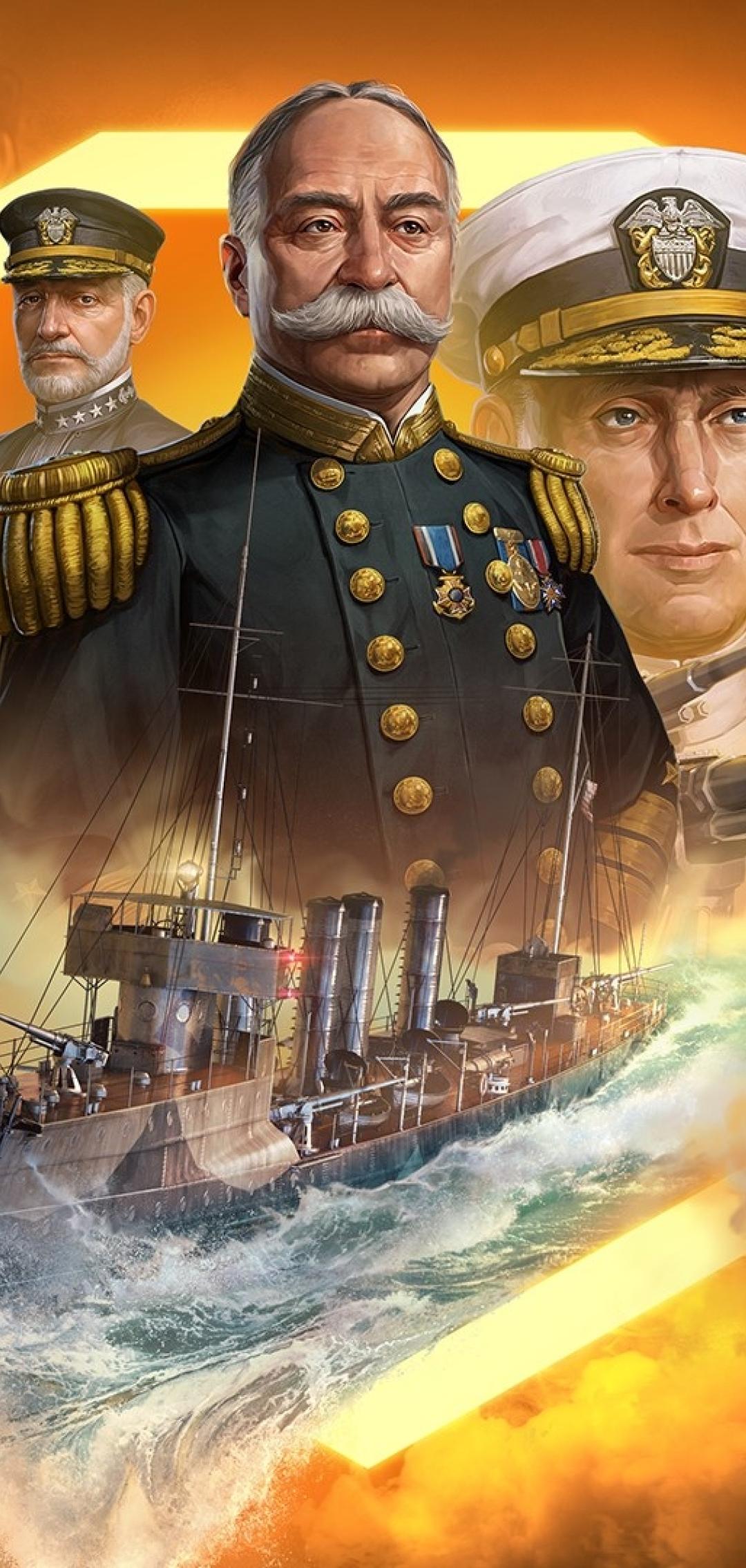 1080x2270 World of Warships Legends - Rising Legend 1080x2270 Resolution Wallpaper, HD Games 4K ...