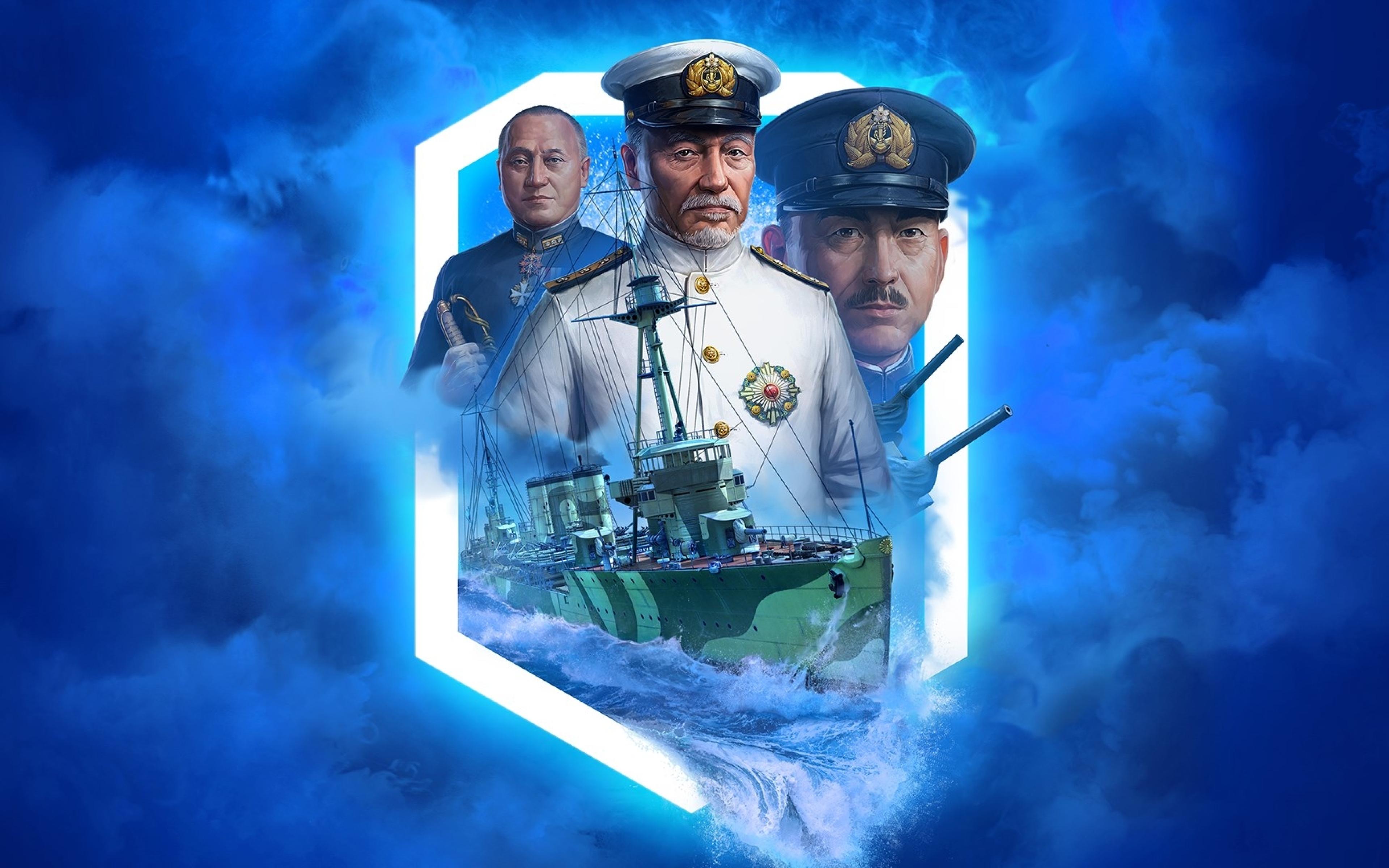 3840x2400 World of Warships Legends UHD 4K 3840x2400 Resolution Wallpaper, HD Games 4K ...