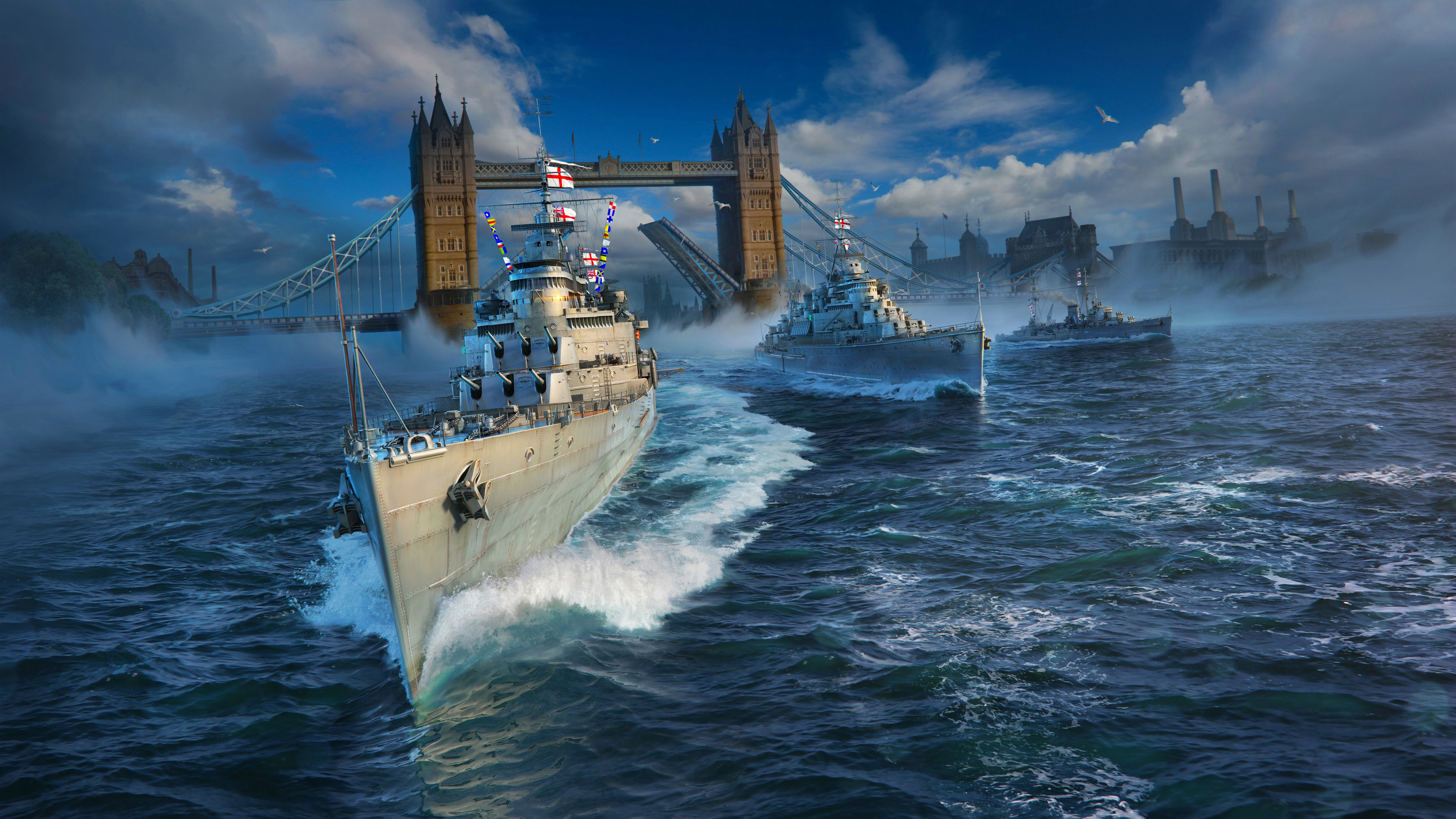 World Of Warships Wallpaper Hd Games 4k Wallpapers Images