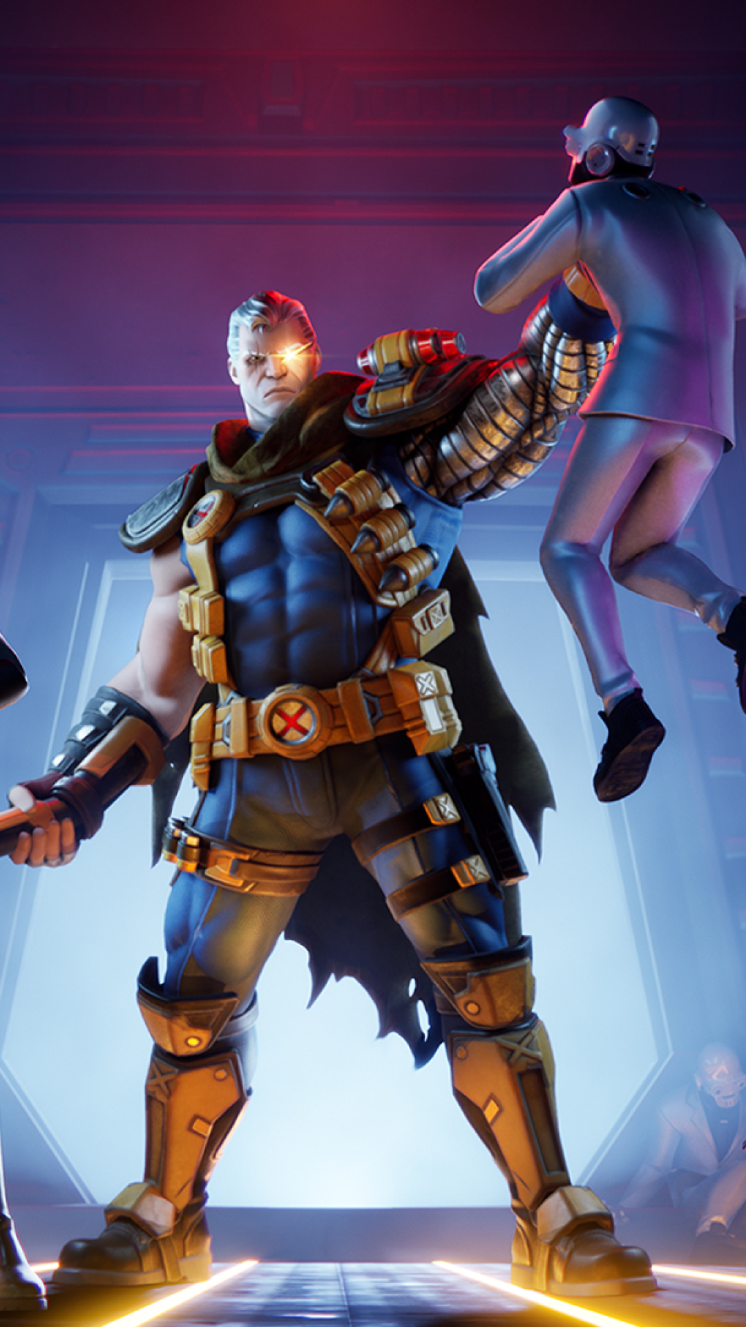 1080x1920 X-Force Fortnite Iphone 7, 6s, 6 Plus and Pixel ...