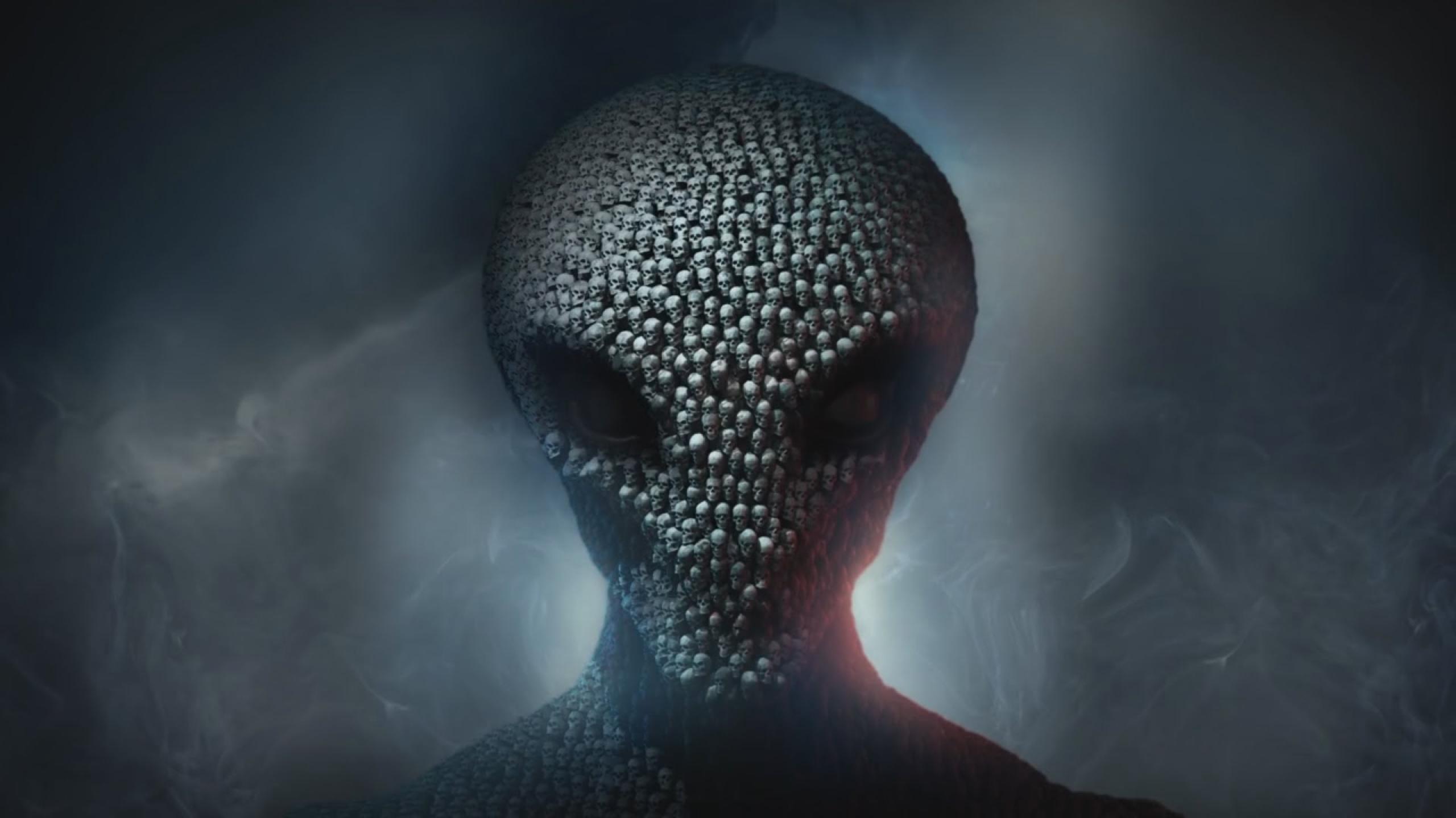 2560x1440 Xcom 2 Firaxis Games Alien 1440P Resolution ...