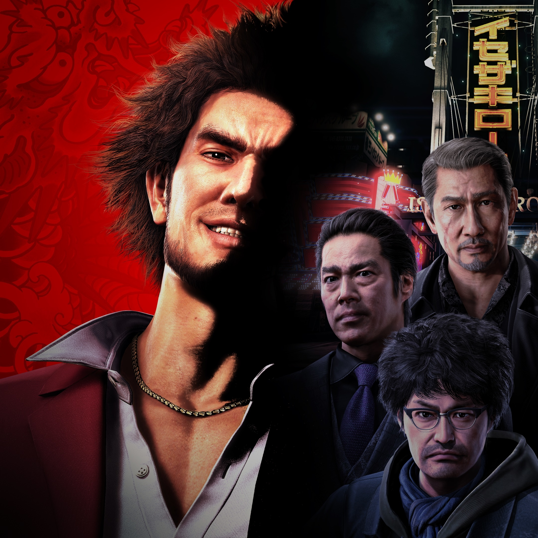480x484 Yakuza Like A Dragon Android One Wallpaper Hd Games 4k Wallpapers Images Photos And Background