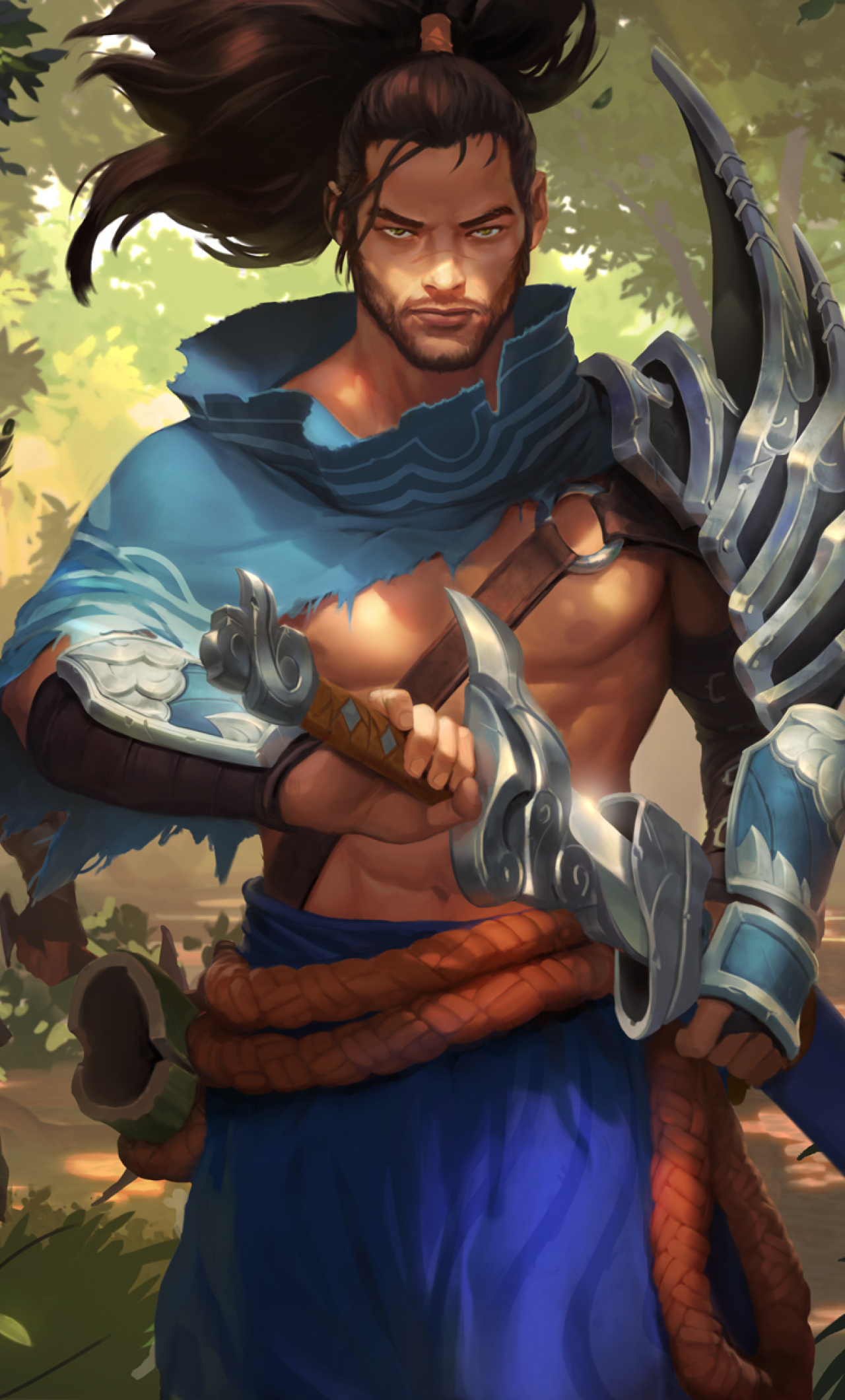 1280x2120 Yasuo League Of Legends Iphone 6 Plus Wallpaper Hd Games 4k Wallpapers Images Photos And Background