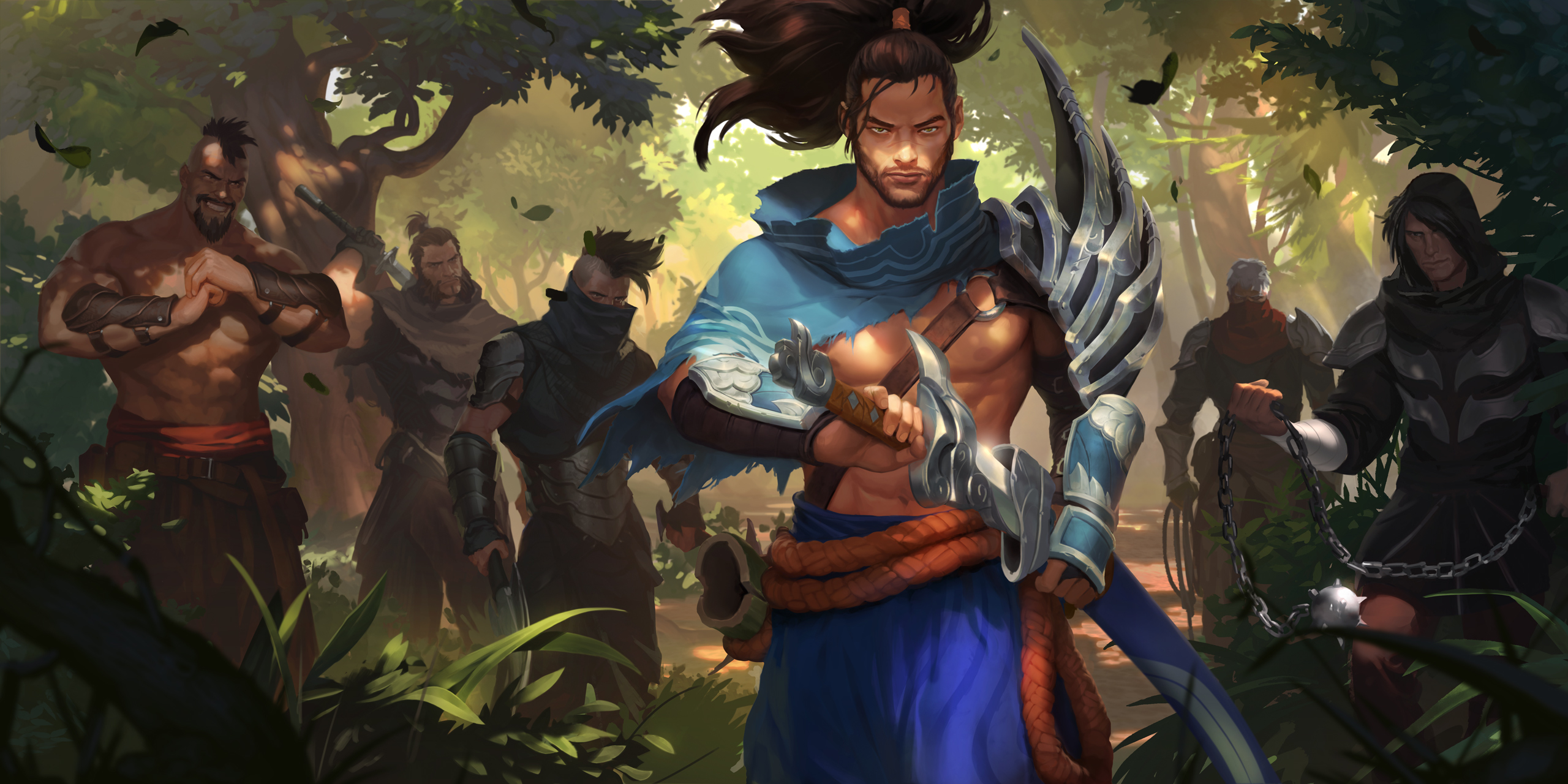 320x240 Yasuo League Of Legends Apple Iphone Ipod Touch Galaxy Ace Wallpaper Hd Games 4k Wallpapers Images Photos And Background