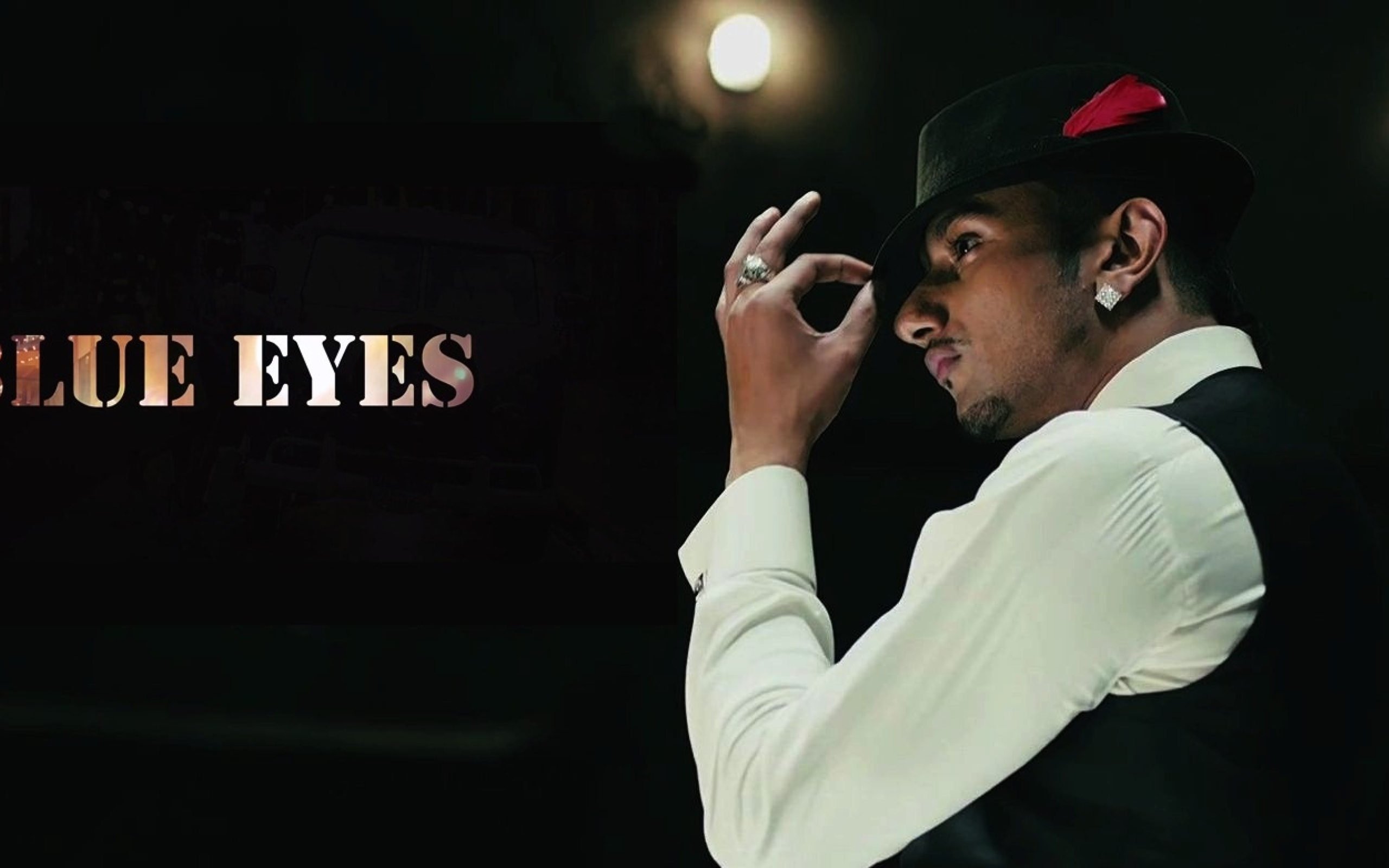 Honey Singh Wallpaper Hd Blue Eyes