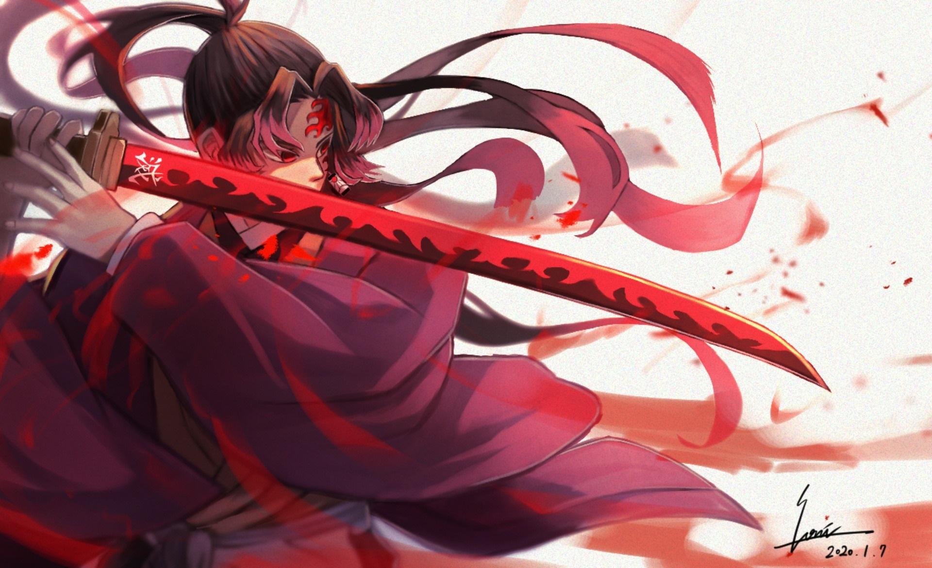 Yoriichi Tsugikuni Anime Wallpaper, HD Anime 4K Wallpapers ...