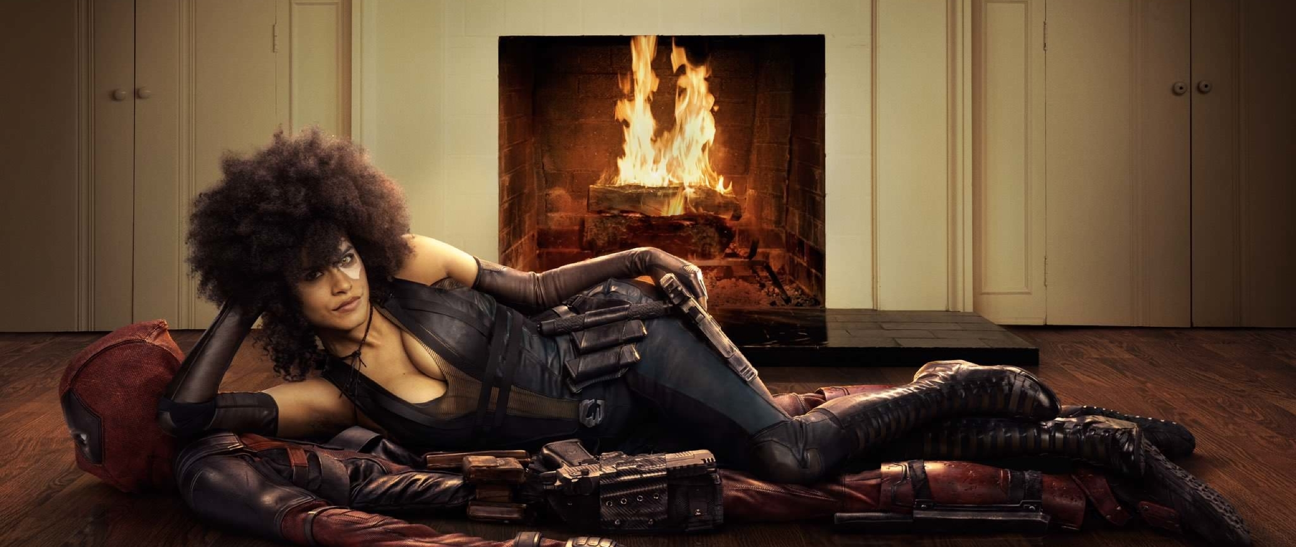Xperia Wallpaper 1920x1080 Zazie Beetz As Domino ...