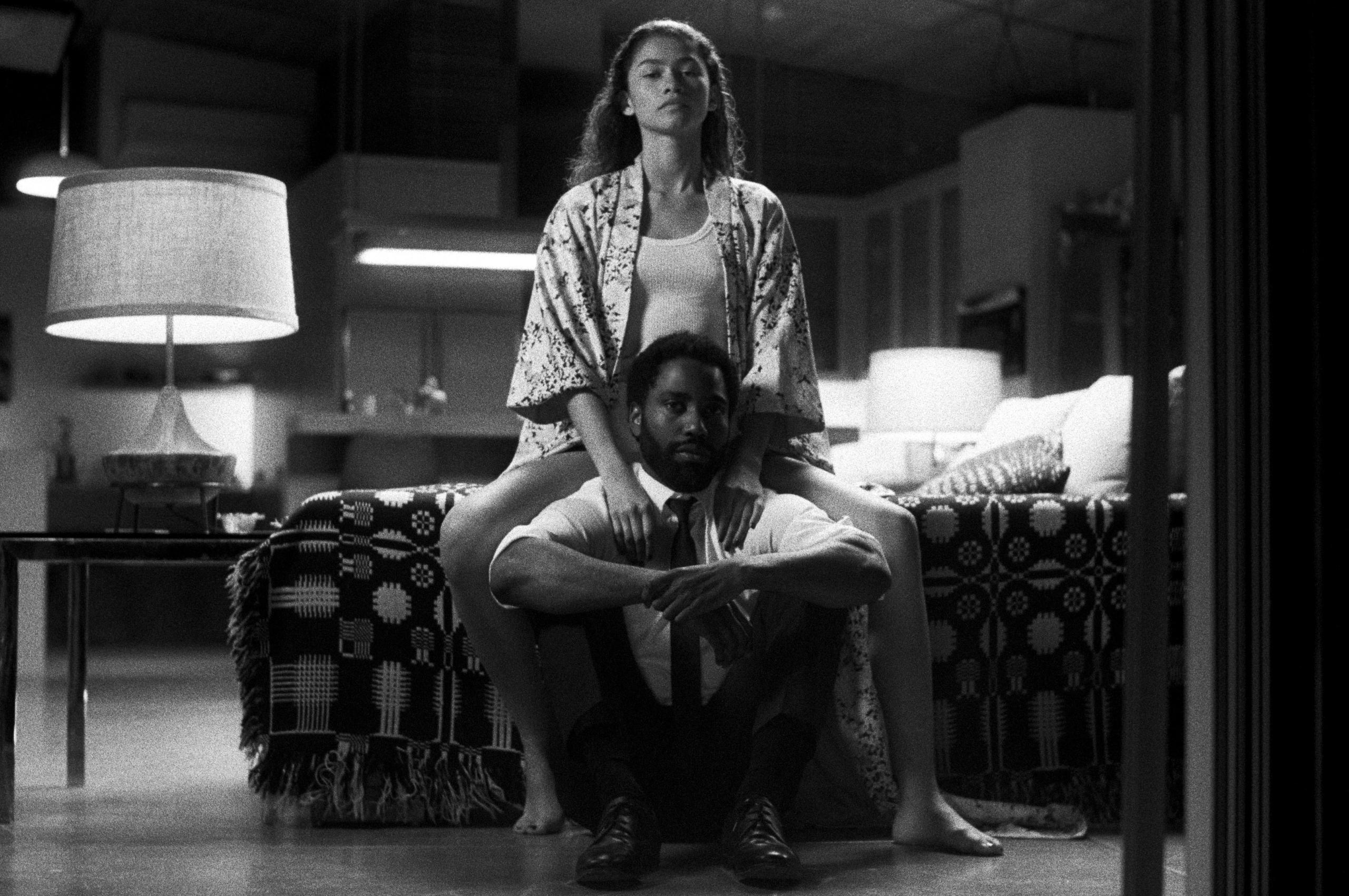 Zendaya & John Washington from Malcolm & Marie Wallpaper in 2560x1700 Resolution