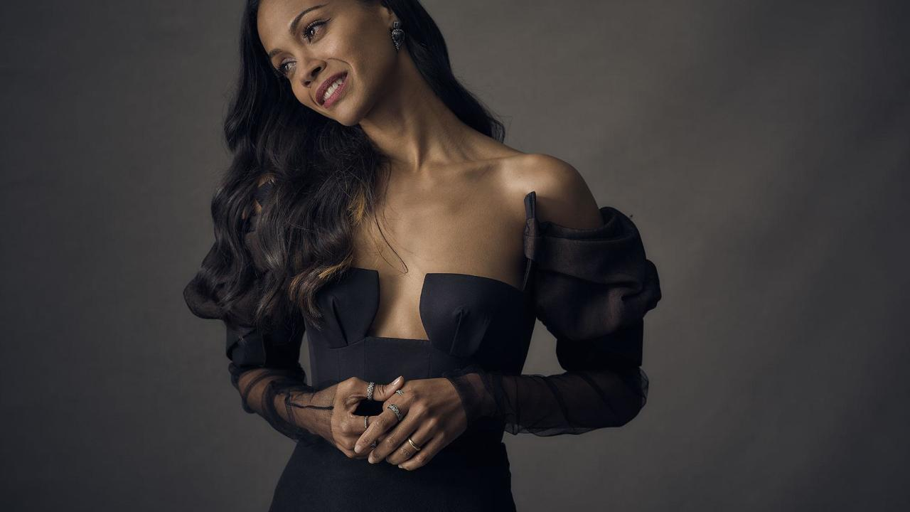 Zoe saldana 2018 full hd 2k wallpaper - Zoe wallpaper ...