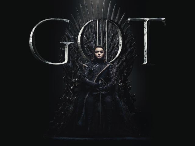 Arya Stark Game Of Thrones Season 8 Poster Wallpaper Hd