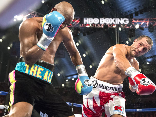 Bernard Hopkins, Sergei Kovalev, Boxing Wallpaper, HD