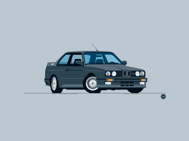 BMW Car Minimalism Wallpaper, HD Minimalist 4K Wallpapers ...