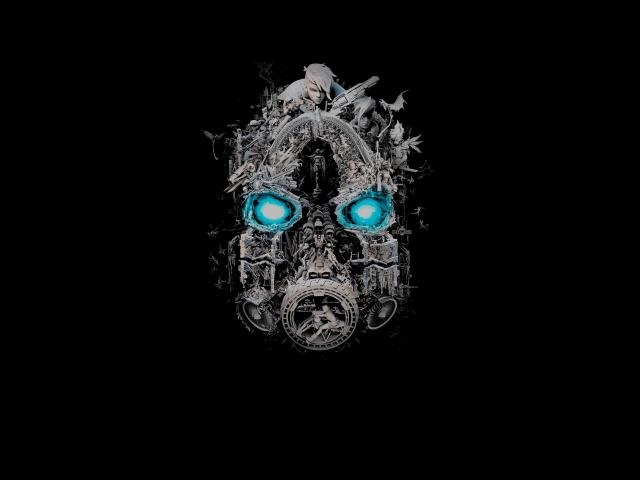 Agents Of Mayhem Artwork Hd Games 4k Wallpapers Images: Borderlands 3 Mask Of Mayhem Wallpaper, HD Games 4K