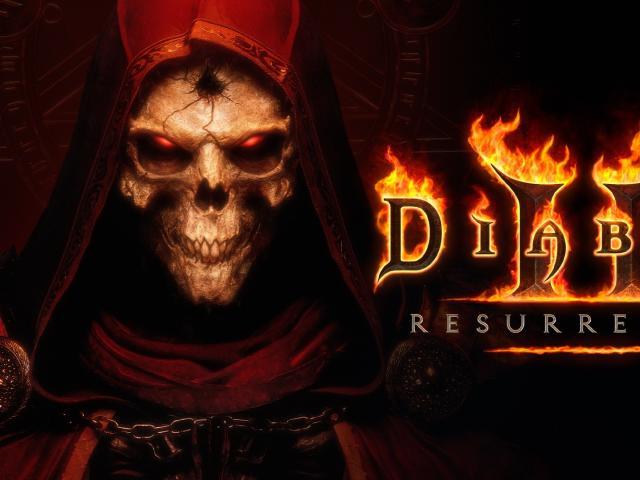 Diablo Resurrected wallpaper