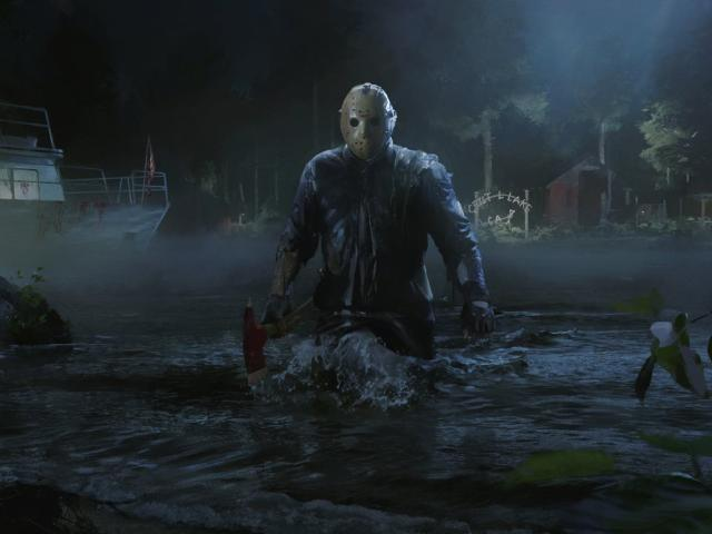 Friday The 13th Game Wallpaper: Friday The 13th : The Game Wallpaper, HD Games 4K