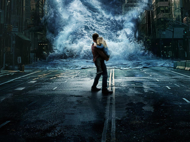 320x240 Geostorm 2017 Movie Apple Iphone,iPod Touch,Galaxy