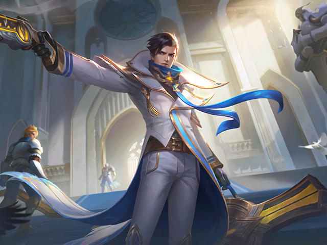 540x960 Granger Mobile Legends 540x960 Resolution Wallpaper Hd Games 4k Wallpapers Images Photos And Background