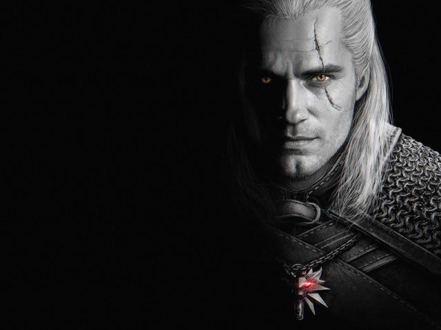 Henry Cavill As Geralt of Rivia wallpaper