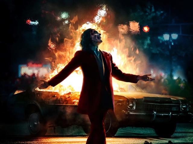 Joker IMAX Poster Wallpaper, HD Movies 4K Wallpapers ...
