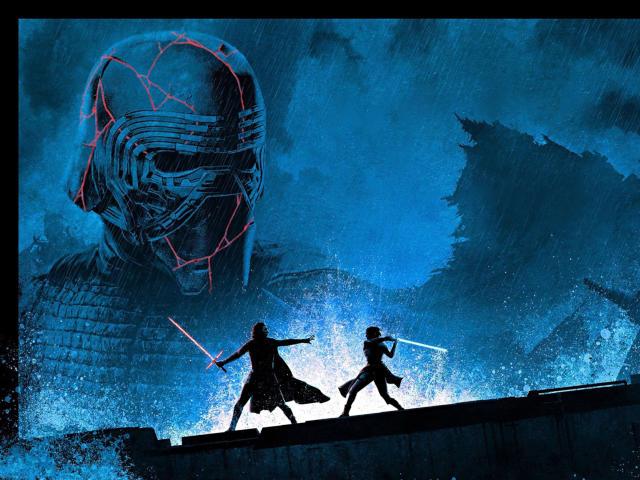 Star Wars The Rise Of Skywalker Hd Wallpapers 4k Backgrounds Wallpapers Den