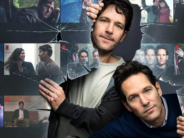 Living With Yourself TV Series Paul Rudd Silk Canvas Poster Print 24x36 inch