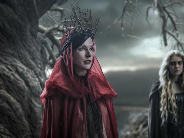 Milla jovovich as nimue the blood queen in hellboy 2019 - Milla jovovich 4k wallpaper ...