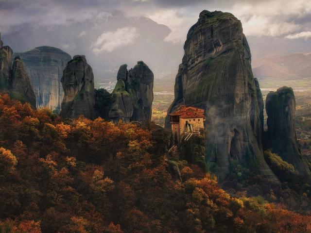 750x1334 Pubg Minimalism 4k Iphone 6 Iphone 6s Iphone 7: 1080x1920 Mountain In Meteora Greece Iphone 7, 6s, 6 Plus