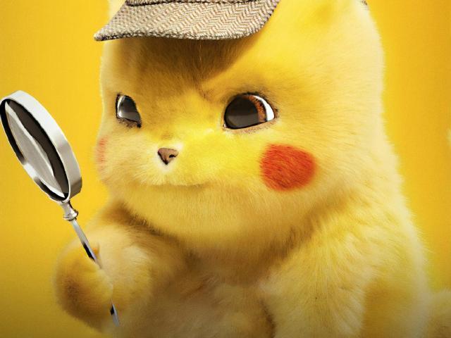 1920x1080 Pokemon Detective Pikachu 1080P Laptop Full HD ...